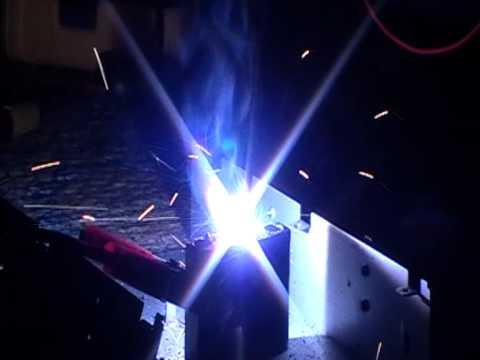 Welding invertor experiment 3