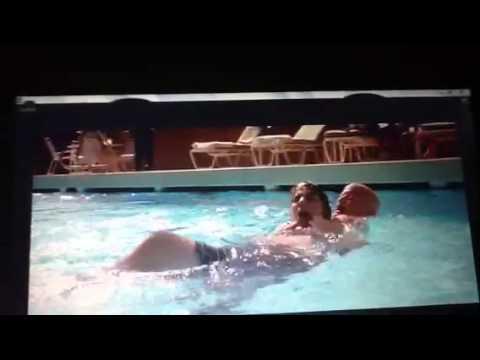 Diary Of A Wimpy Kid Dog Days Rodrick Pool Scene Youtube