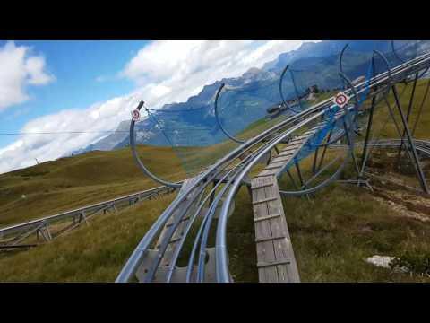 Monte Tamaro Coaster Bob - Toboggan...