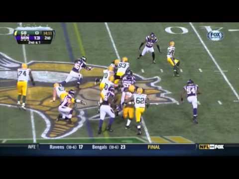 DuJuan Harris Packers 2012 Highlights