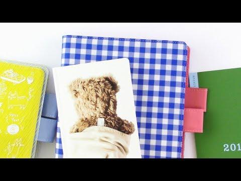 📚🤔 Hobonichi 2018 A6, A5 and Weeks Book Comparison 📚🤔