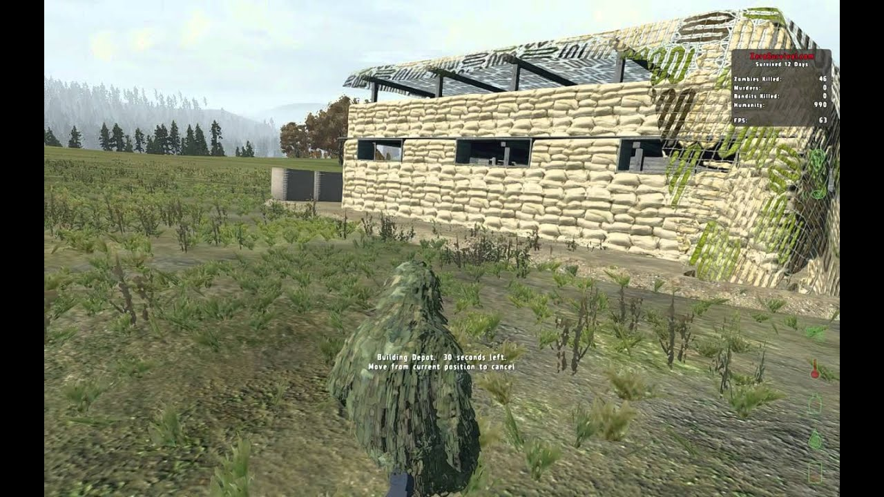 Dayz Origins Bases - Year of Clean Water