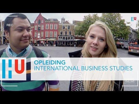 International Business | Utrecht University of Applied Sciences.