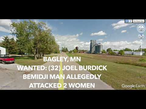 Bagley, MN Mother & Daughter Assaulted, Suspect On The Run