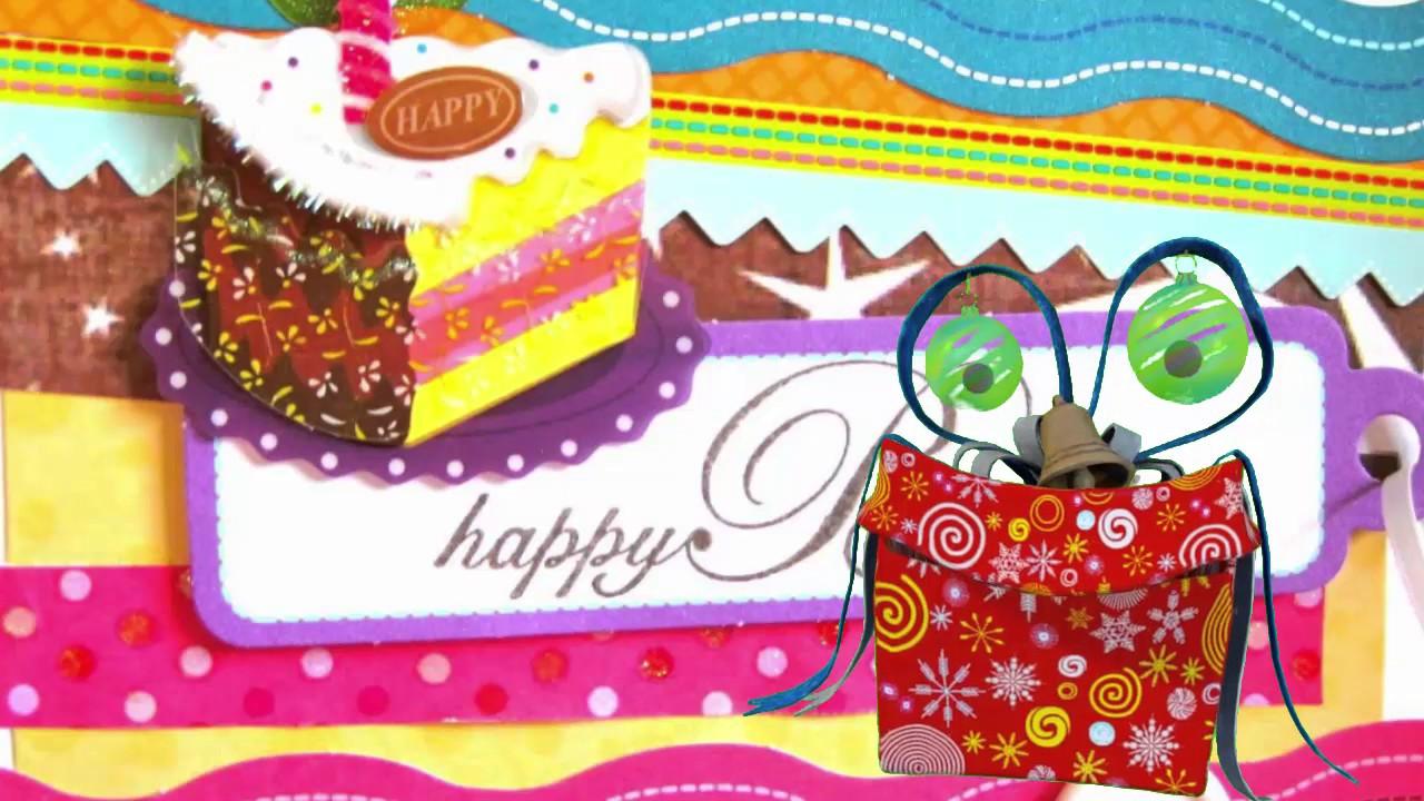 Открытка к Дню Рождения - День Рождения - Открытки для 7