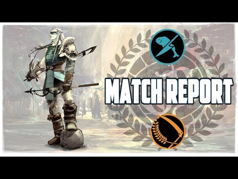 Guild Ball Match Report: Fishermen vs. Farmers!!