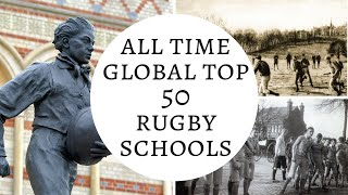 #21: All Time Top 50 Rugby Schools: 30 - 21