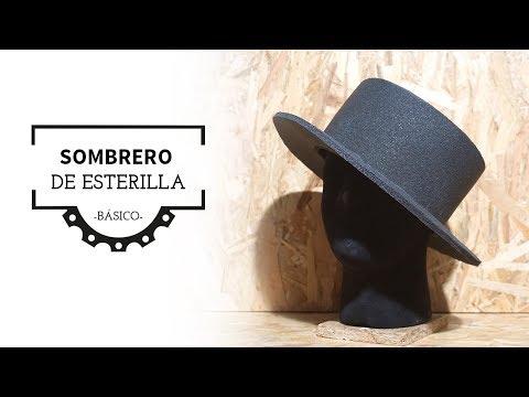 Cómo Hacer un Sombrero Básico de Esterilla | How to Make a  Basic Foam Hat