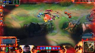 League of Legends - League of Legends (PC)Irelia (Top Lane) game play - User video