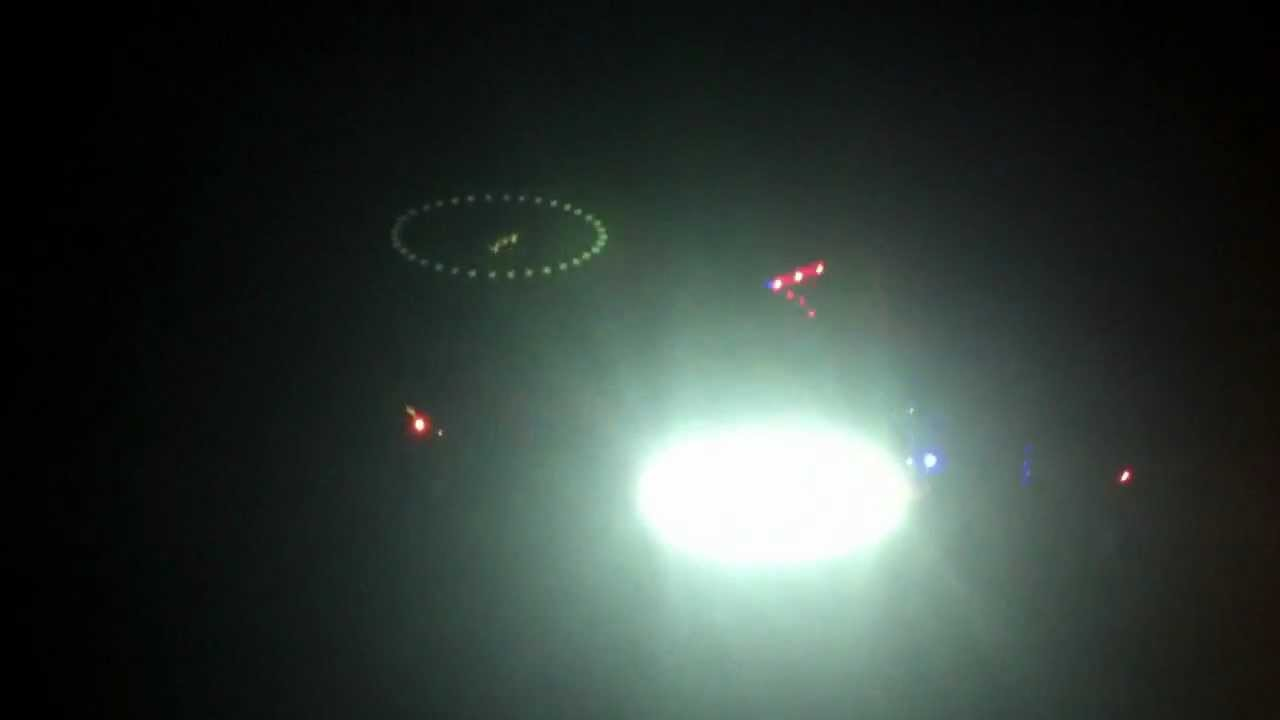Ar Drone Police Version Night Flight Work In Progress