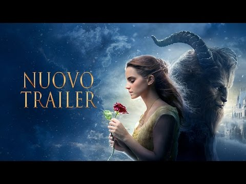 La Bella e la Bestia - Nuovo Trailer Italiano Ufficiale   HD