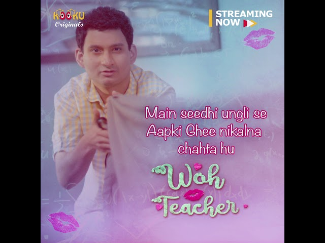 Woh Teacher Streaming Now Youtube