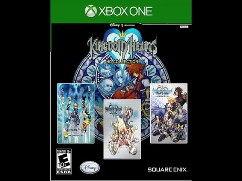 kingdom hearts 2 xbox 360