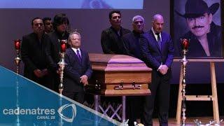 Compositores rinden homenaje a Joan Sebastian en el DF