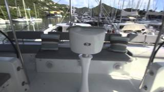 Inside Charter Yacht Avalon - Sailing Catamaran Avalon - Sail BVI