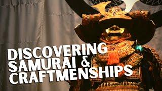 The 4 Seasons of Nagoya - Discovering Samurai and Craftsmanships - 4K Highlights
