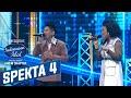 Boy Dampingi Jemimah Sambil Ngerap Pecah Banget - Spekta Show TOP 10 - Indonesian Idol 2021