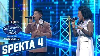 Download lagu Boy Dampingi Jemimah Sambil Ngerap Pecah Banget - Spekta Show TOP 10 - Indonesian Idol 2021