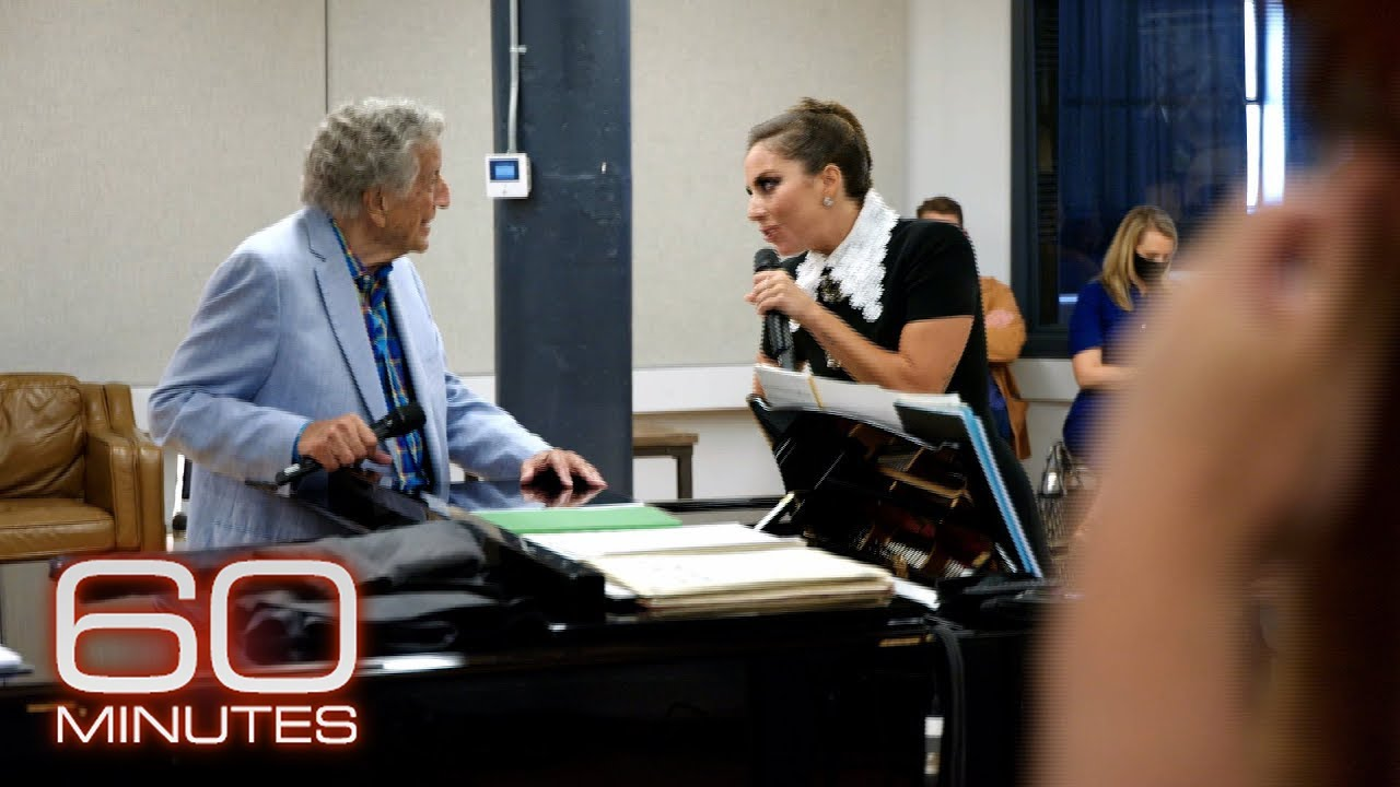 Download Despite his Alzheimer's, Tony Bennett prepares to perform with Lady Gaga