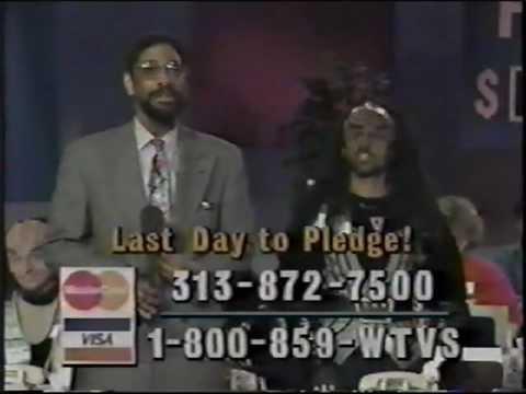 03-20-94 PUBLIC TELEVISION PLEDGE DRIVE, Detroit, MI