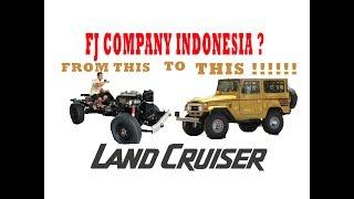 Download PROSES RESTORASI TOTAL LAND CRUISER FJ 40 #landcruiservlog