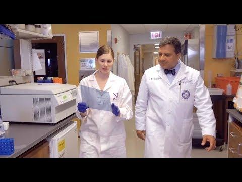 Ali Shilatifard's Lab: Studying Epigenetic Basis of Cancer