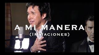 A Mi Manera - Gilberto Gless (Imitaciones)