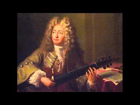 Gavotte - Intégrale du 4ème livre de pièces de viole - Marais
