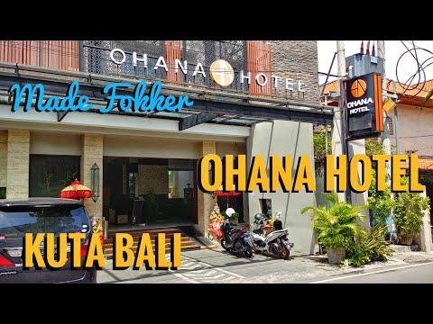 Ohana Hotel Kuta | Where To Stay In Kuta Bali | Cheap Hotels In Kuta Bali