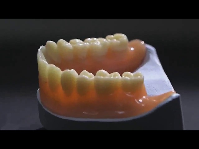 EnvisionTEC Perfactory® Vida 3D Printer for Dental Application