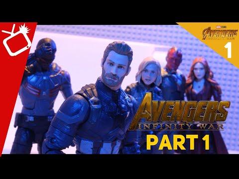 Avengers Infinity War Part 1A Stop-Motion Film