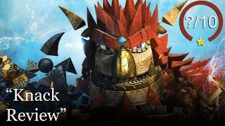 Knack PS4 Review (Video Game Video Review)