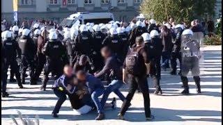 Zamieszki na Marszu Równości w Lublinie | 13.10.2018