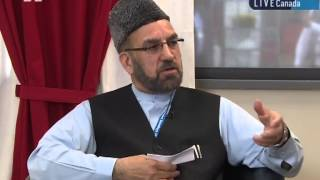 Vancouver, Canada: Interview with Imam Mati-Ullah (Missionary of Jamaat-e-Ahmadiyya)