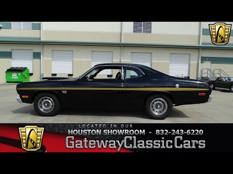 #690-HOU - 1972 Plymouth Duster 340 Gateway Classic Cars Houston