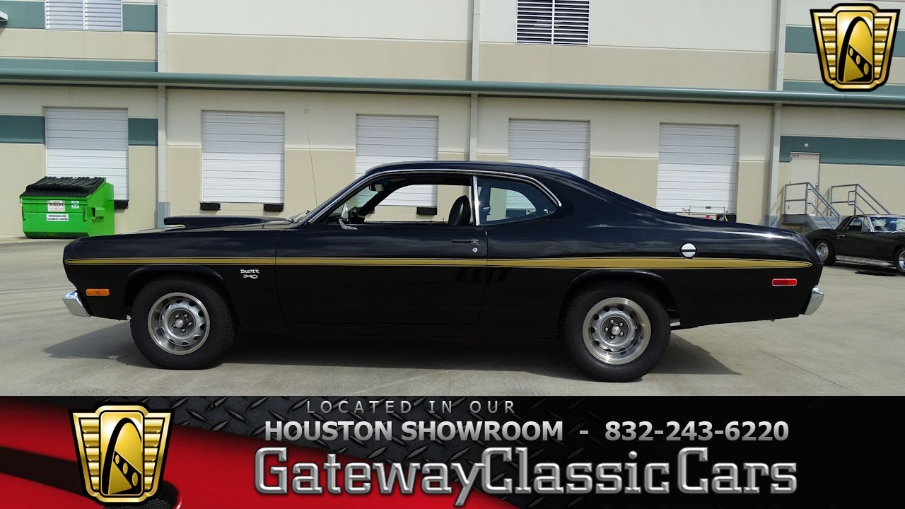 Hou Plymouth Duster Gateway Classic Cars Houston