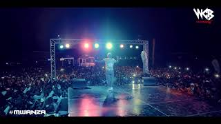 Harmonize live Performance in (MWANZA) Part 1
