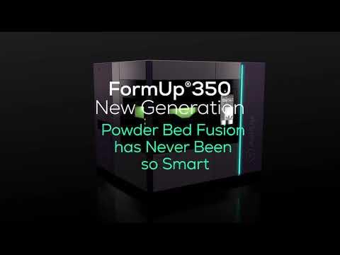 AddUp FormUp® 350 New Generation - Teaser