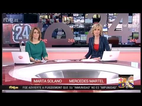 TVE 24 horas noticias en directo