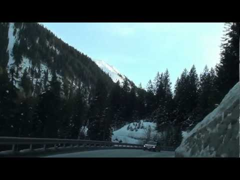 Switzerland - Travelling Zurich to Davos
