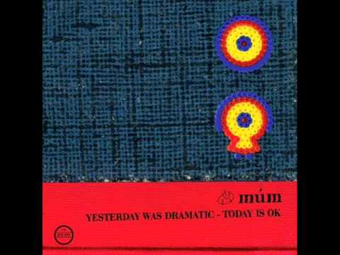 múm - there is a number of small things