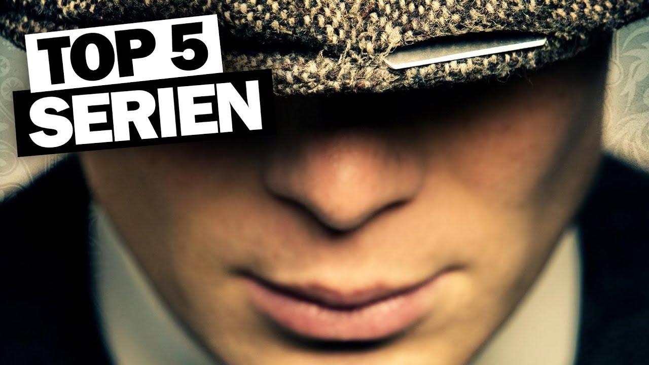 Download TOP 5: SERIEN Geheimtipps gegen Langeweile!