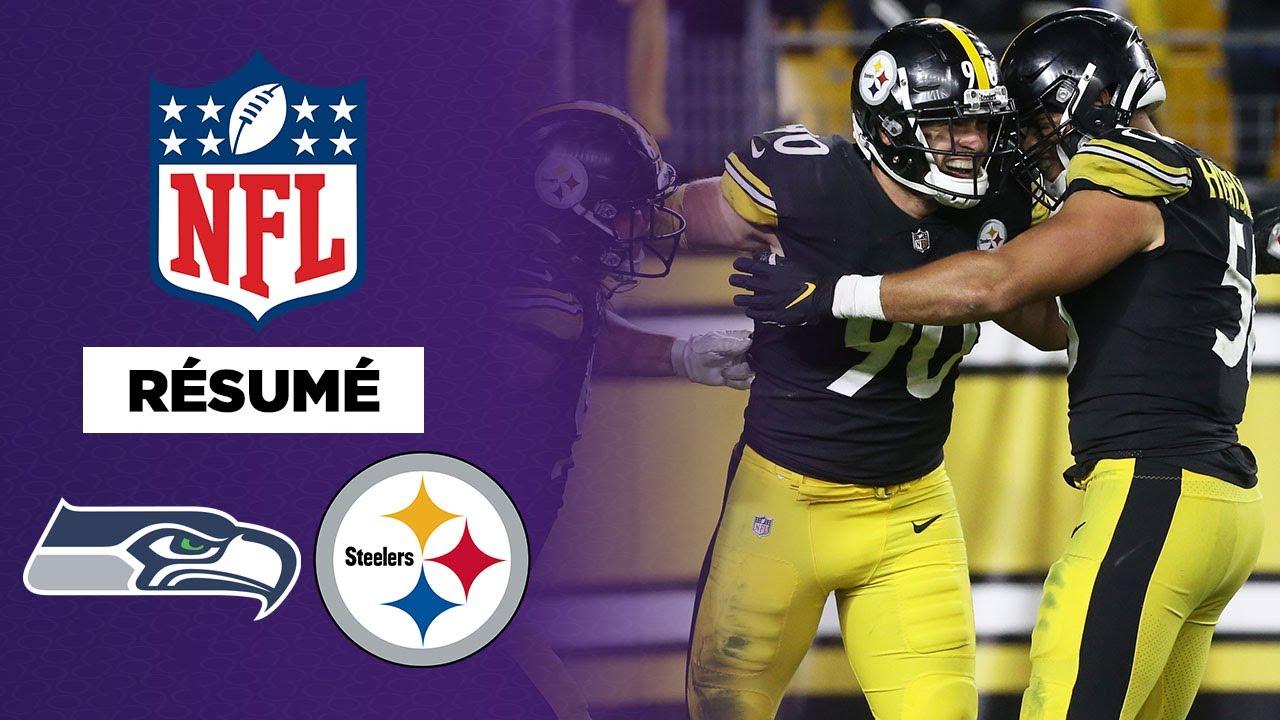 Download Résumé : Les Seahawks manquent le comeback face aux Steelers !
