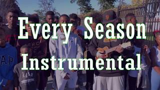 Roddy Ricch-Every Season-INSTRUMENTAL Prod by Altessdopebeat