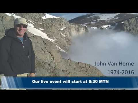 BASE JUMPING WORLD NEWS-- Memorial for John Van Horne Denver City Park Pavilion