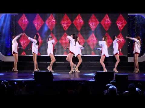 150417 진주 서안 석류꽃의 봄 Nine Muses Full Version/직캠 Fancam Horizontal