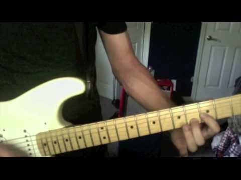 How To Play Wildfire by John Mayer (Guitar Lesson)