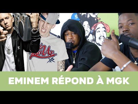 Eminem répond au clash de MGK avec Killshot