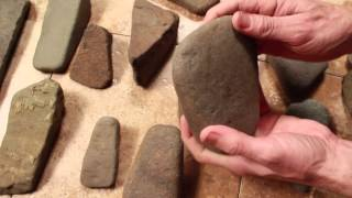 indian stone tools indian artifacts how to identify ancient stone tools axes pecking and grinding