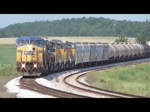 [3Q] Transfer of Ex-UP MP15 Switchers for ACWR, Freight & Coal, Carlton-Athens 08/27/2016 ©mbmars01